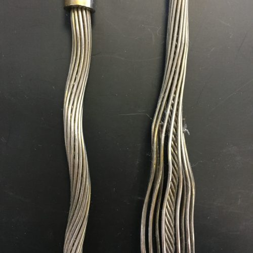 Wire Damage From Twisted Halyards Performance Rigging