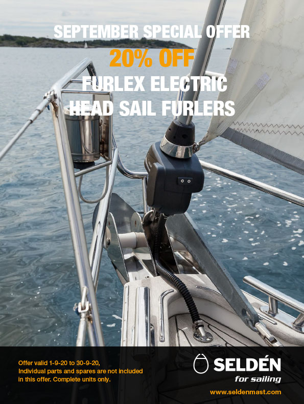 Selden September offer Furlex Electric 1
