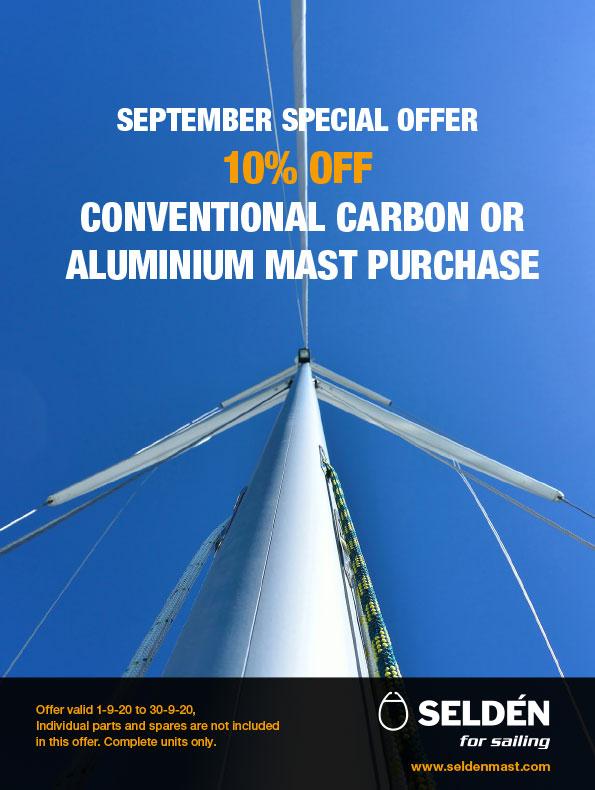 Selden September offer Mast