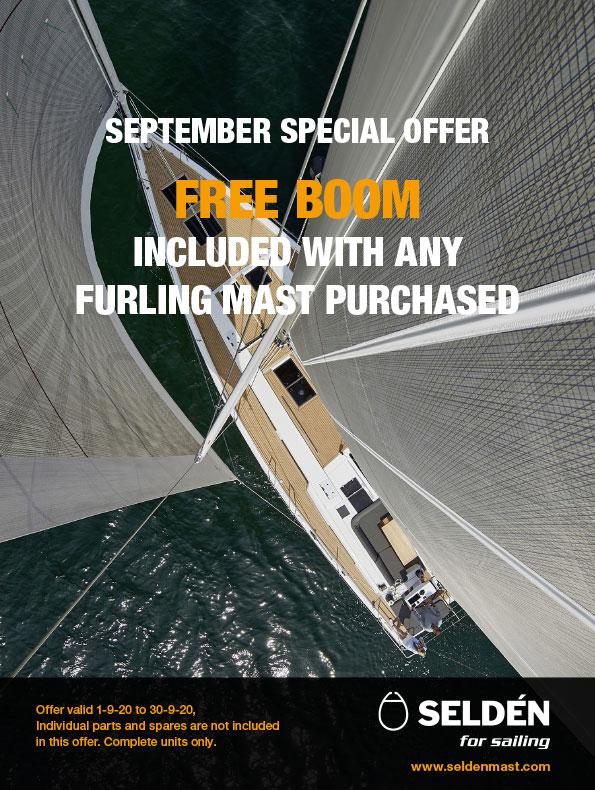 Selden Septemer offer Free boom